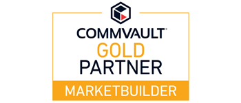 Commvault Gold Partner