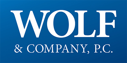 John Sullivan, Director of Information Services, Wolf and Company