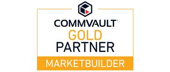 Commvault Gold Partner