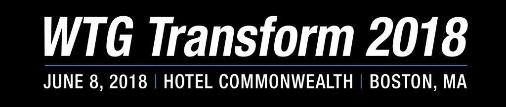 WTG Transform 2018