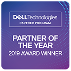Dell Technologies 2019 Partner of the Year